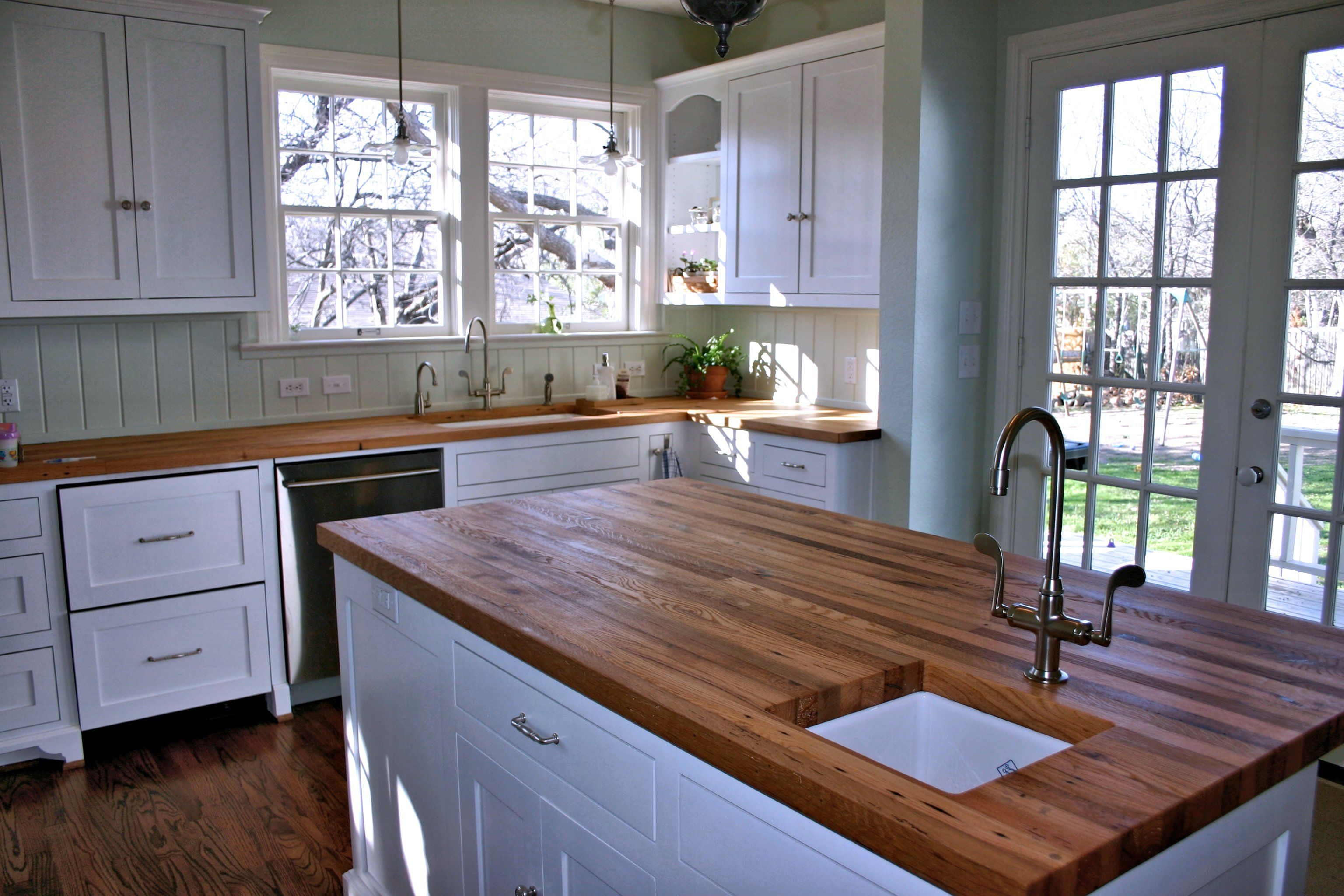 What you need to know about Kitchen Wood Countertop • DIY ...